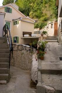 Croatia, Krk Island, Baska - Kroatien, Insel Krk, Baska