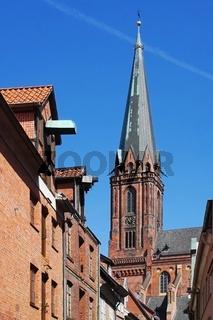 Lüneburg - Kirche St. Nicolai