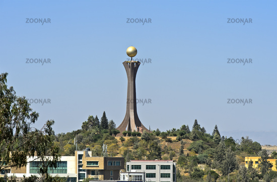 Monument of the Martyrs, Mekele, Tigray, Ethiopia
