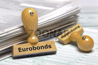 Eurobonds oder Corona-Bonds zur Finanzierung der Corona-Krise