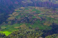 Simien mountains national park, Ethiopia