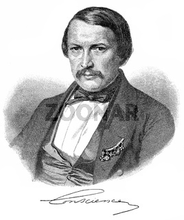 Hendrik Conscience, 1812–1883, a Flemish writer