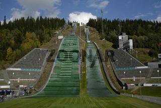 Lysgaards Bakkene in Lillehammer