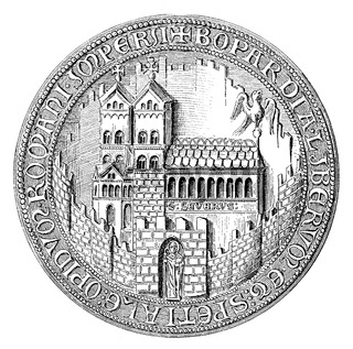medieval town seals
