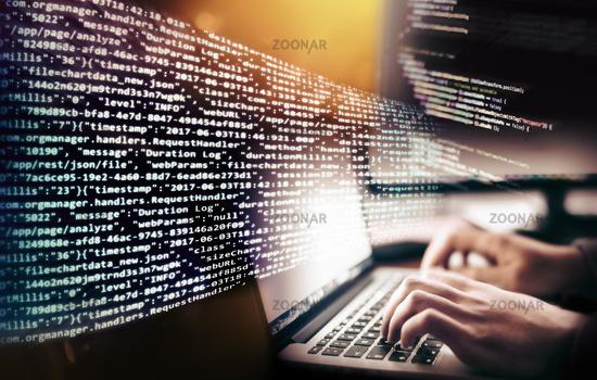 Computer and program code
