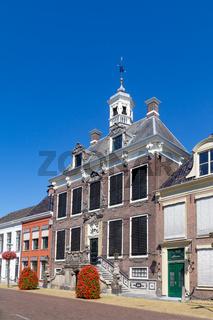 Cityhall Sneek, Netherlands