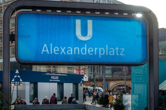Wache am Alexanderplatz