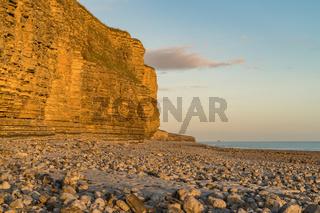 Llantwit Major Beach, Wales, UK