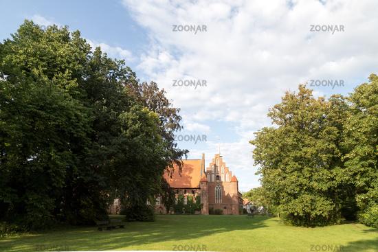 Wienhausen Abbey near Celle, Germany