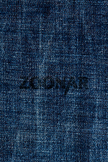 Demin fabric texture