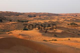 Wüste Rub al Chali (Rub al Khali)
