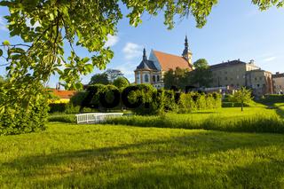 Klosteranlage Stift Neuzelle - Barockwunder der Lausitz / Lusatia's Baroque Gem