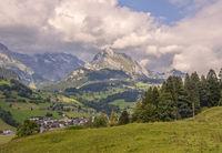 Säntis and Wildhuser Schafberg, Switzerland