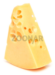 Cheese on white