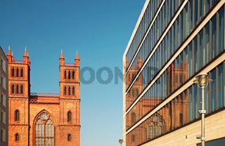 Friedrichwerdersche Kirche Deutschland Berlin