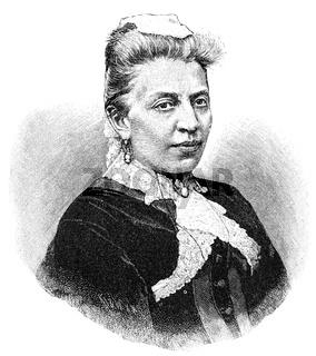 Eliza Orzeszkowa, 1842 -1910, a Polish writer
