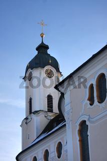 Wieskirche zum Gegeisselten Heiland