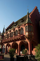 Historic department store Freiburg im Breisgau