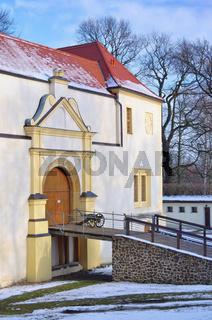 Senftenberg Festung - Senftenberg fortress 01