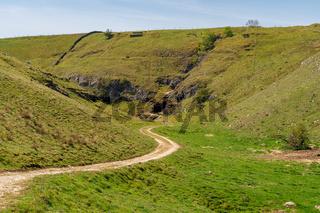 Near Skyreholme, North Yorkshire, England