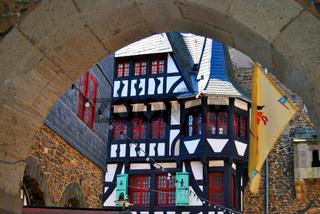 Torbogen Solingen Burg
