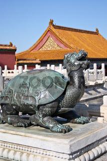 Forbidden City in Beijing. China.