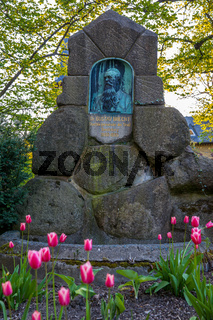 Gedenktafel Oberbürgermeister Gustav Brecht Quedlinburg