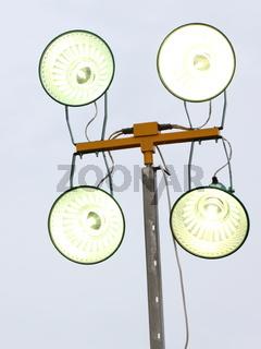 industrial lamp