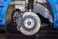 Brake caliper disc brakes