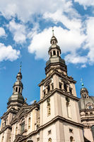 Haug Abbey - Church in Würzburg, Lower Franconia