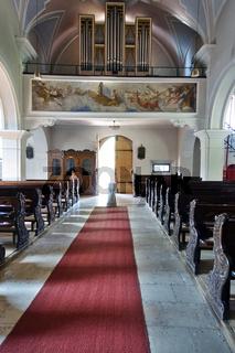 römisch-katholische Pfarrkirche St. Georgen Obermais