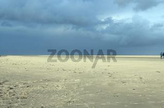 Strandleben; Sankt Peter-Ording;