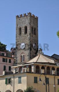 Turm in Monterosso al Mare