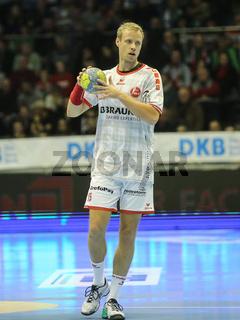 Lasse Mikkelsen, MT Melsungen, Liqui Moly HBL, Handball-Bundesliga Saison 2019-20