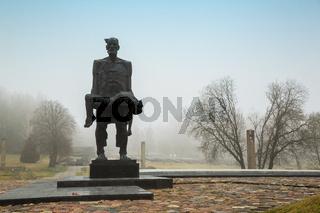Memorial complex Khatyn, Belorus