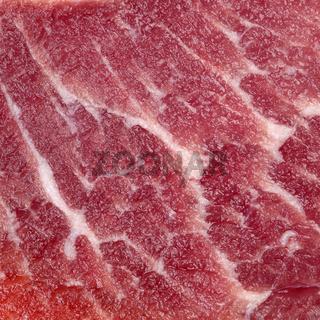 Rohes Fleisch Kotelett Hintergrund