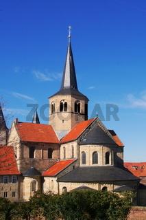 Hildesheim - Basilika St. Godehard