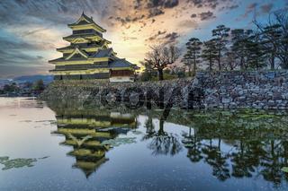 Matsumoto Castle Japan