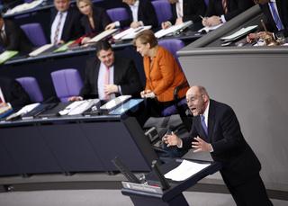 German coming years with Merkel III