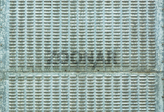 Galvanizing iron plate - steel background