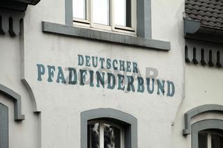 Deutscher Pfadfinderbund in Detmold