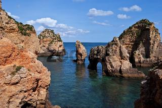 Ponte de la Piedate, Algarve Portugal