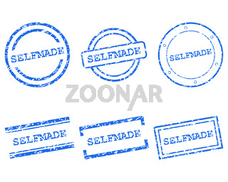 Selfmade Stempel - Selfmade stamps