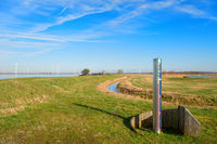Eemmeer in Dutch landscape