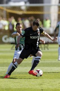 Ferencvaros vs. Diosgyori VTK OTP Bank League football match