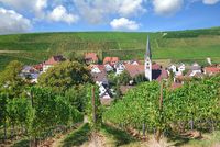 Ebringen in Breisgau,Black Forest,Germany