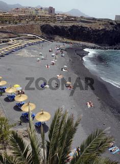 Strand in Callao Salvaje, Teneriffa