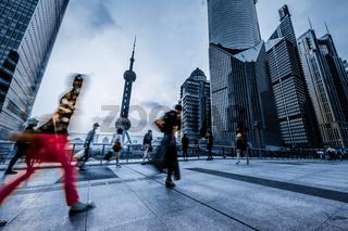 motion passengers at shanghai china