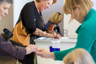 Slovenian parliamentary election, 2014.