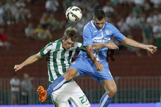 Ferencvarosi TC vs. HNK Rijeka UEFA EL football match